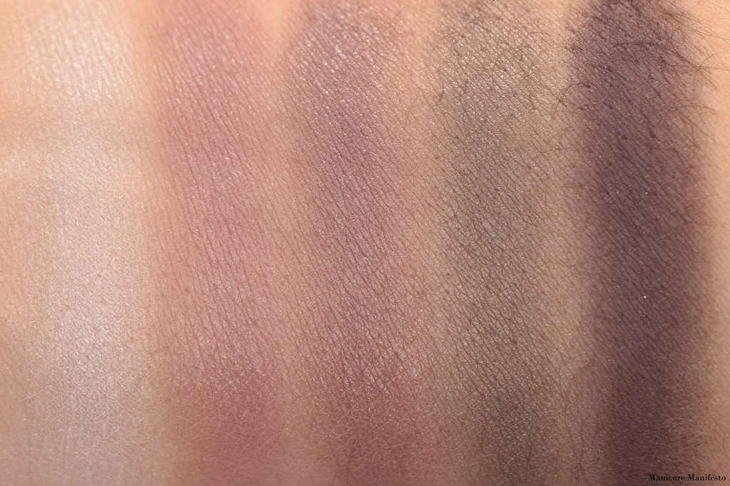 Mary Kay rose nudes swatch