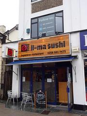 Picture of Ii-Ma Sushi, SM2 6LE