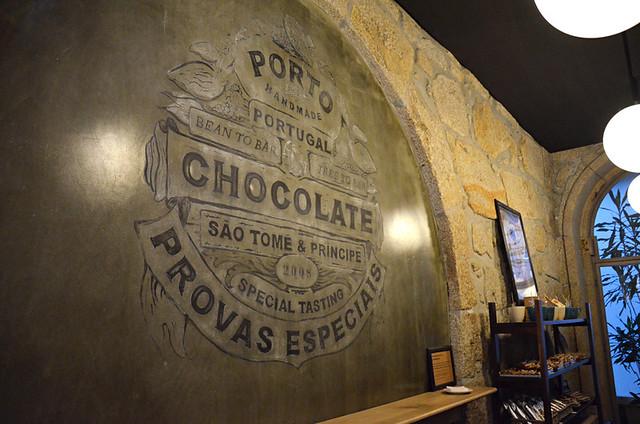 Chocolataria Equador, Porto