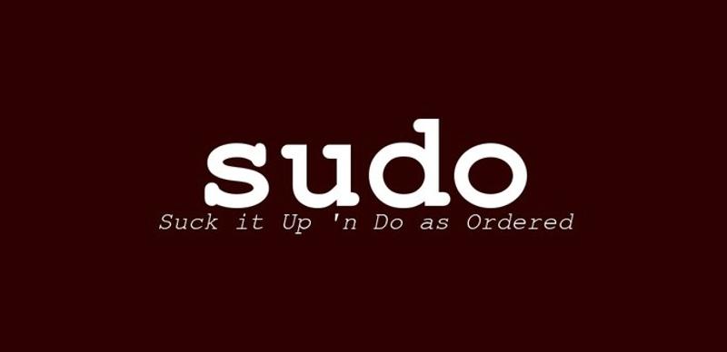 Comando-Sudo