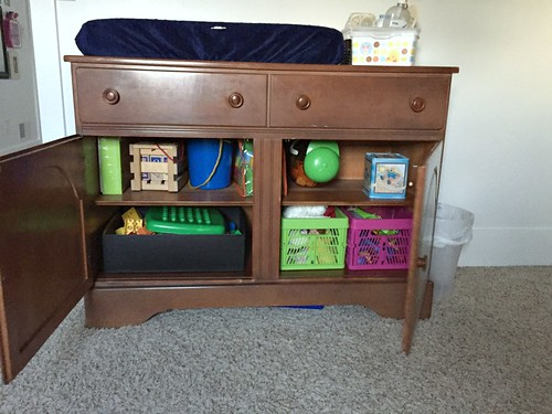 hidden toy storage