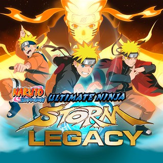 naruto legacy | by PlayStation Europe