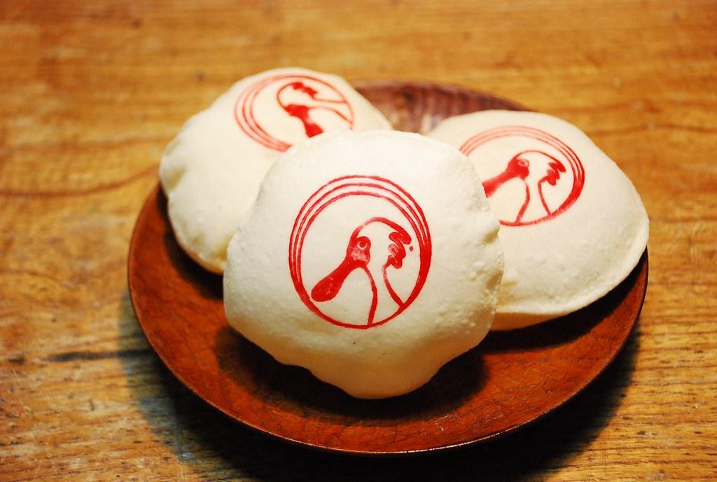 黑琵白香餅。圖片來源:余嘉榮。