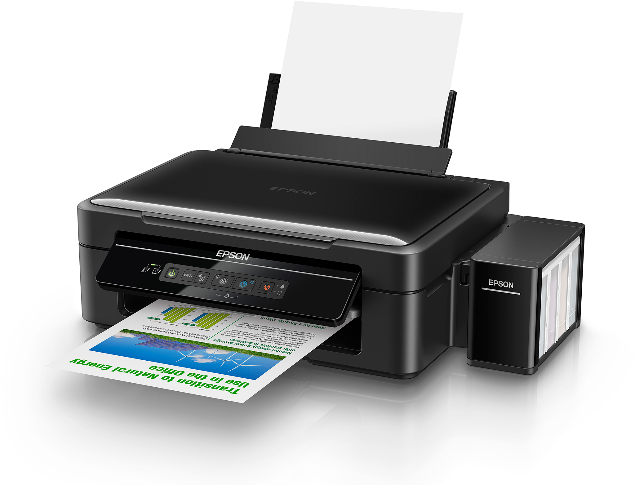New arrival: Six Epson L-series inkjet printers for 2017