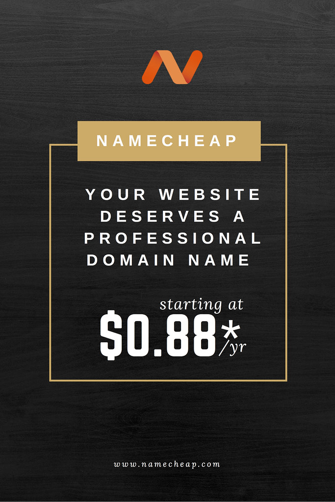 Namecheap - Start A Blog That Earns