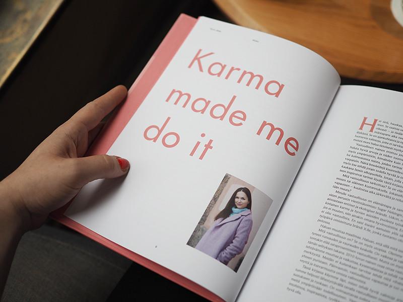 Hyvin eletty - kirja vastuullisesta elämästä