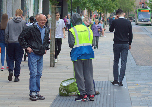 Big Issue on Fishergate, Preston | by Tony Worrall