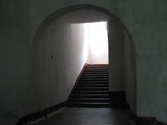 У коридорах замку.