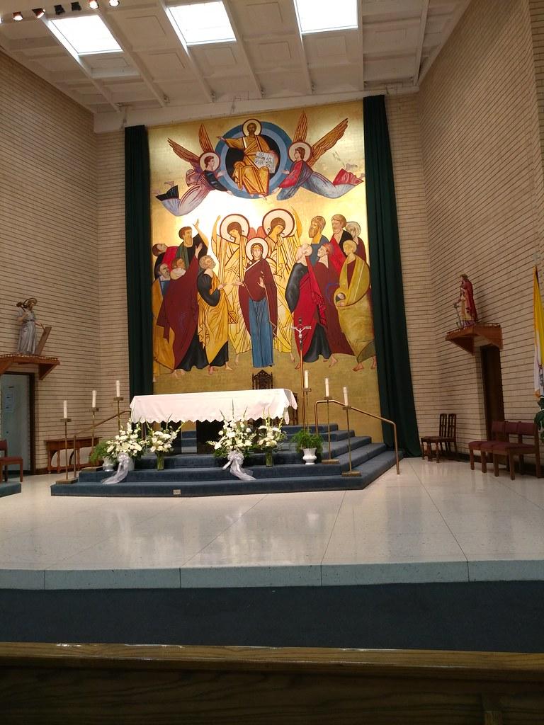 Saint Mary's Korean Catholic Church - Rowland Heights, CA