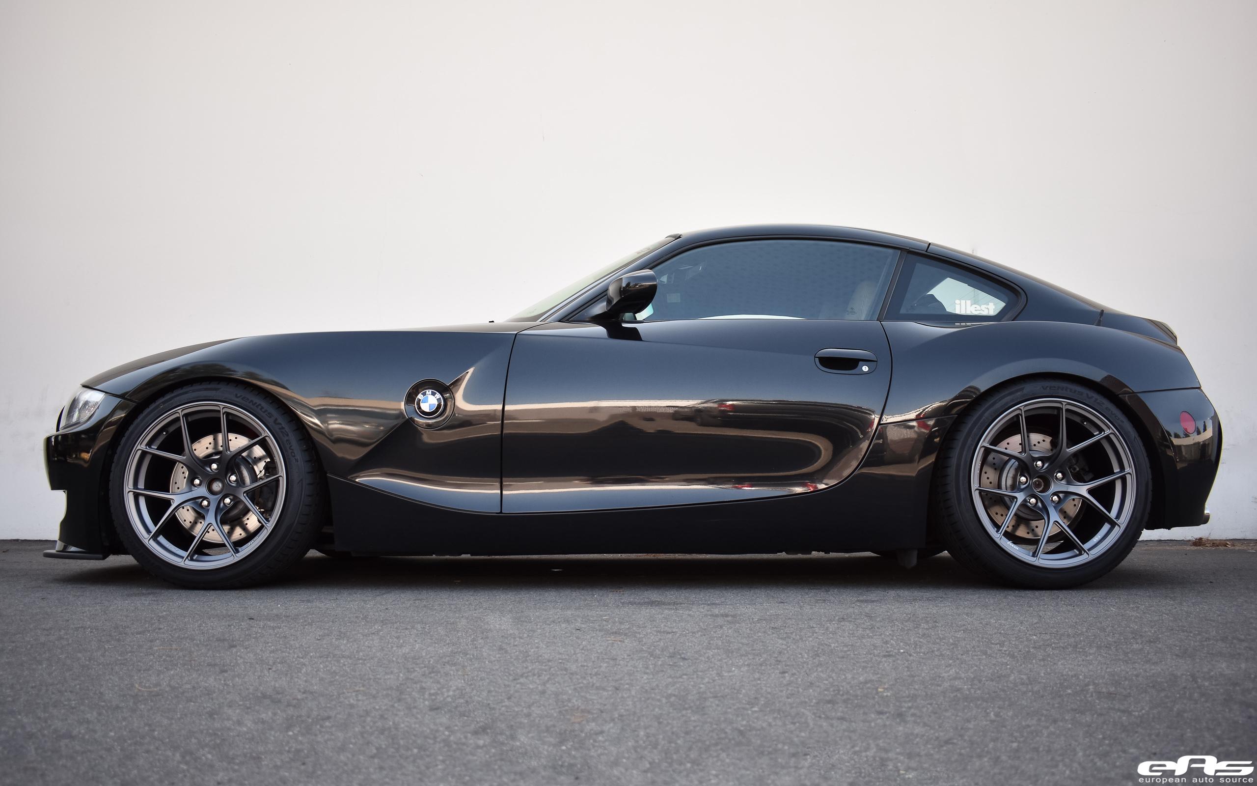 Sapphire Black Metallic E86 Z4 M Coupe Titan 7 T S5 Bmw