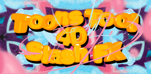 Toons Tool 4D (Slash FX)