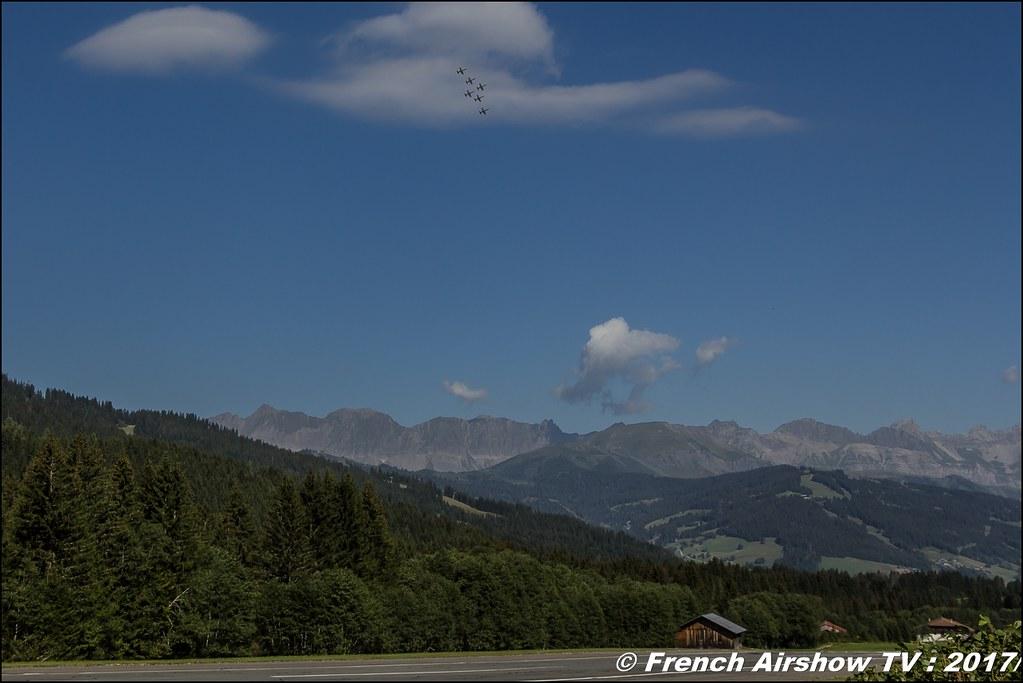 autres 50ans d'Aviation Megeve 2017 - altiport de Megève , Haute-Savoie, Auvergne-Rhône-Alpes , Meeting Aerien 2017