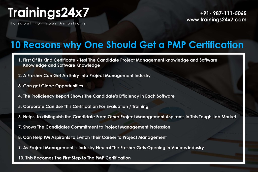Benefits Of Pmp This Image Tell Us About The Benefits Of P Flickr