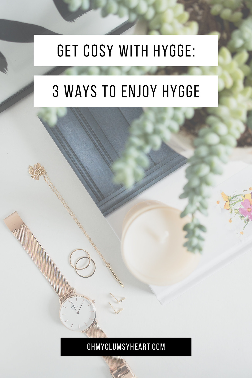 Get Cosy With Hygge