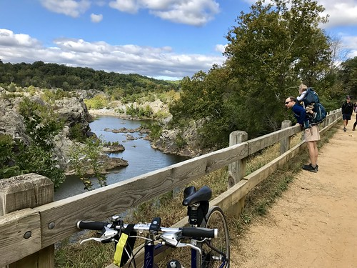 Biking back to DC from Great Falls | by Joe in DC
