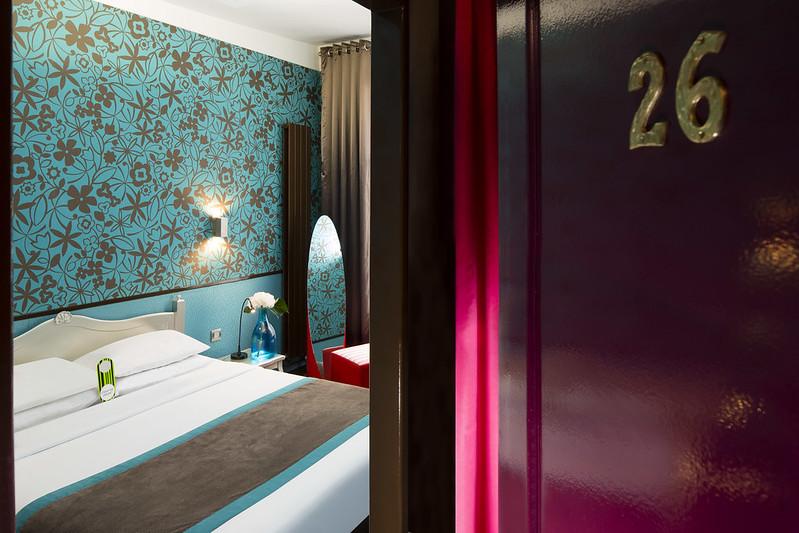 Hôtel Design Sorbonne, Paris *** réservez sur notre site web pour le meilleur tarif garanti et un welcome drink offert à l'arrivée !