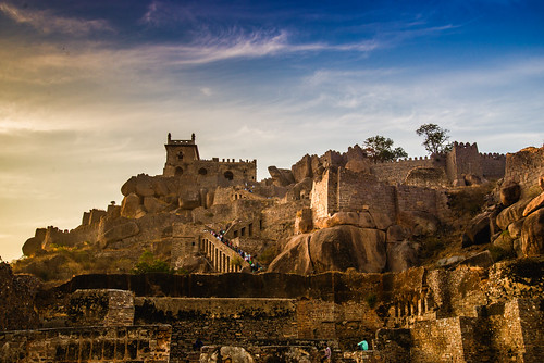 GolkondaFort_016 | by SaurabhChatterjee