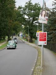 Wahlplakate zur Bundestagswahl #3