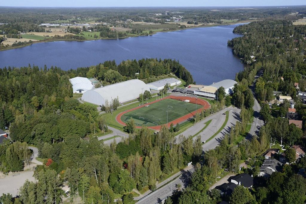 Kuva toimipisteestä: Laaksolahden urheilupuisto