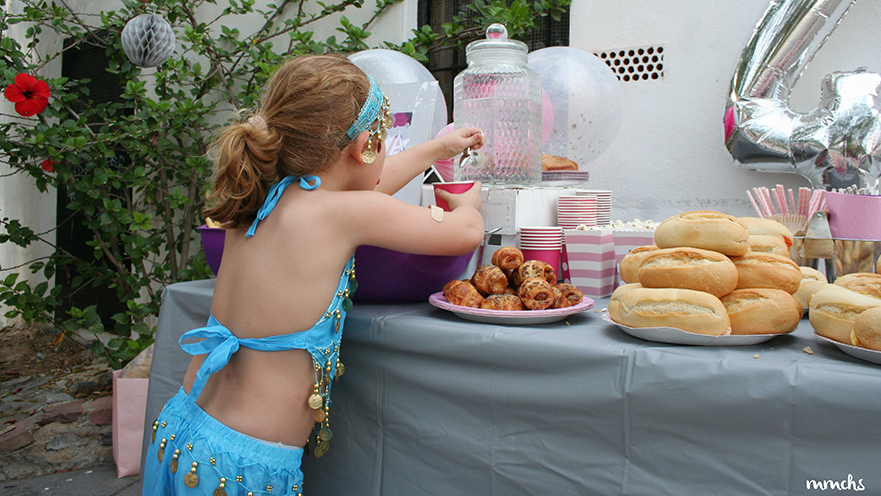fiesta de cumpleaños infantil