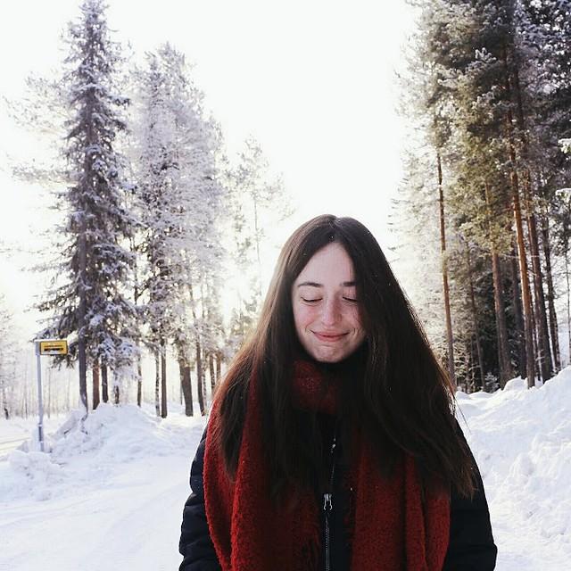 Yolanda en Finlandia