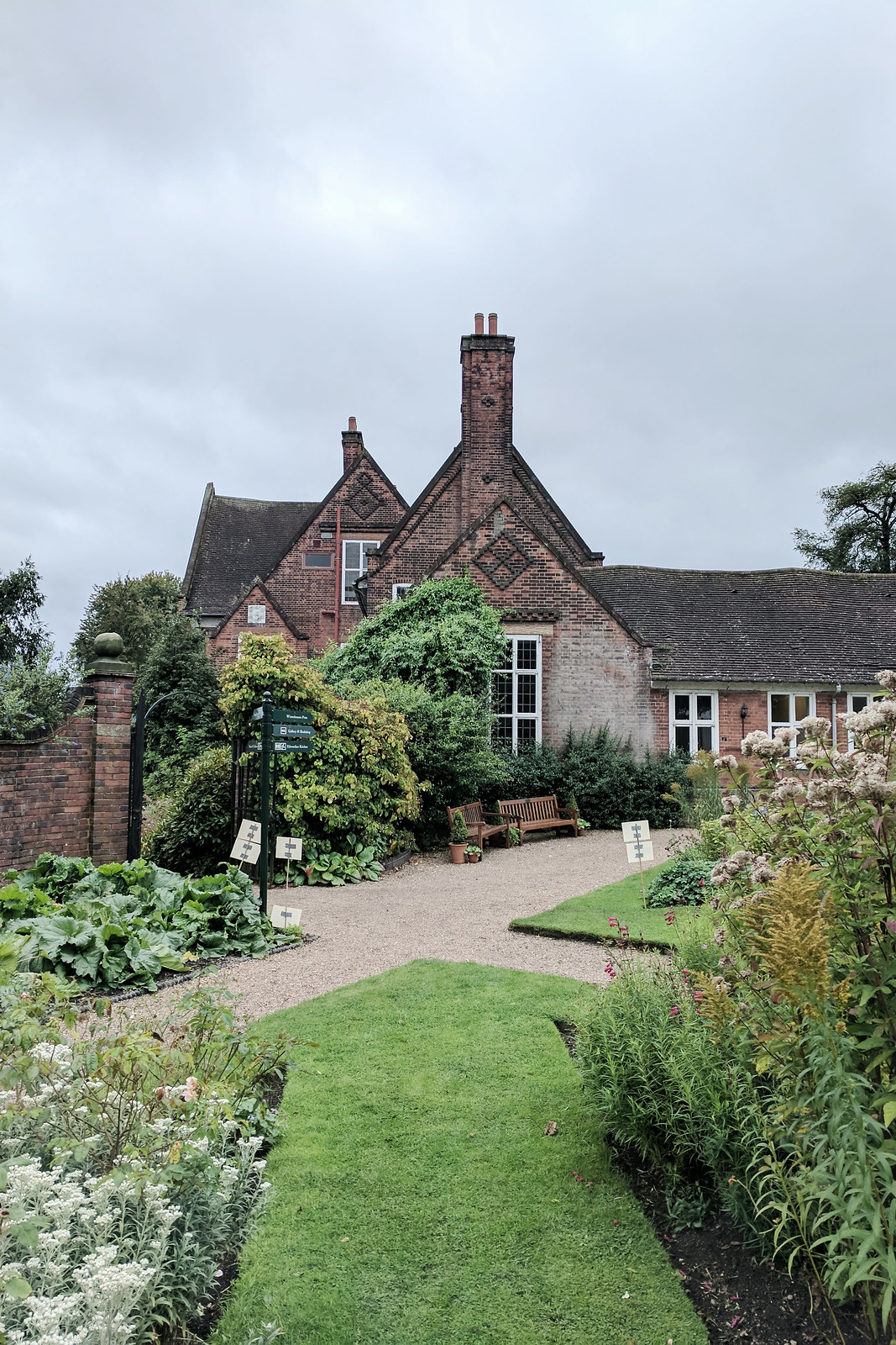 Winterbourne House and Botanical Gardens