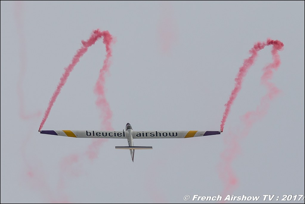 PILATUS B4 PC11 AF - F-CMAX , B4 Aerobatic Airshow , Denis Hartmann , Meeting aérien contre le cancer , Free Flight World Masters Rodez-Aveyron , FFWM2017 , Meeting Aerien 2017