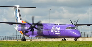 Flybe G-JECM - DHC-8 Q400 | by G-RJXI