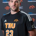 Tony Paiero, WolfPack Men's Soccer Team