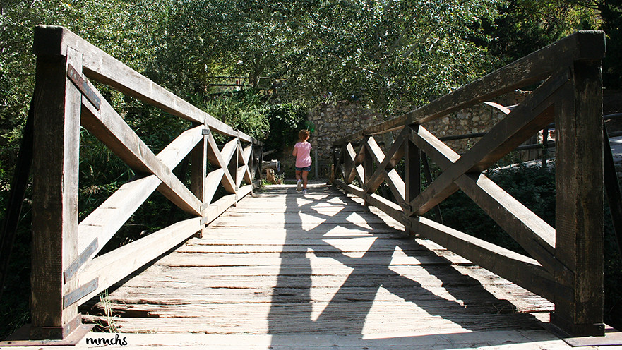 puente en el río Tuéjar