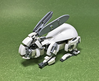 LEGO Mecha Rabbit-01 | by ToyForce 120