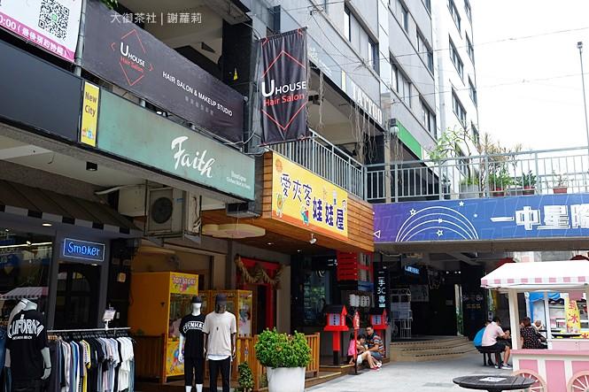 36019124323 33b1909dd4 b - 熱血採訪 | 大御茶社。一中街最新IG超夯話題,日本神社 大紅鳥居空降,還有超美的浪漫櫻花造景可以拍照呦!