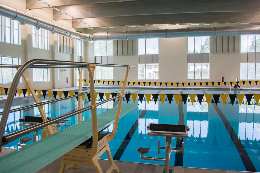 Pool cleveland heights high school tim evanson flickr for Cleveland high school swimming pool