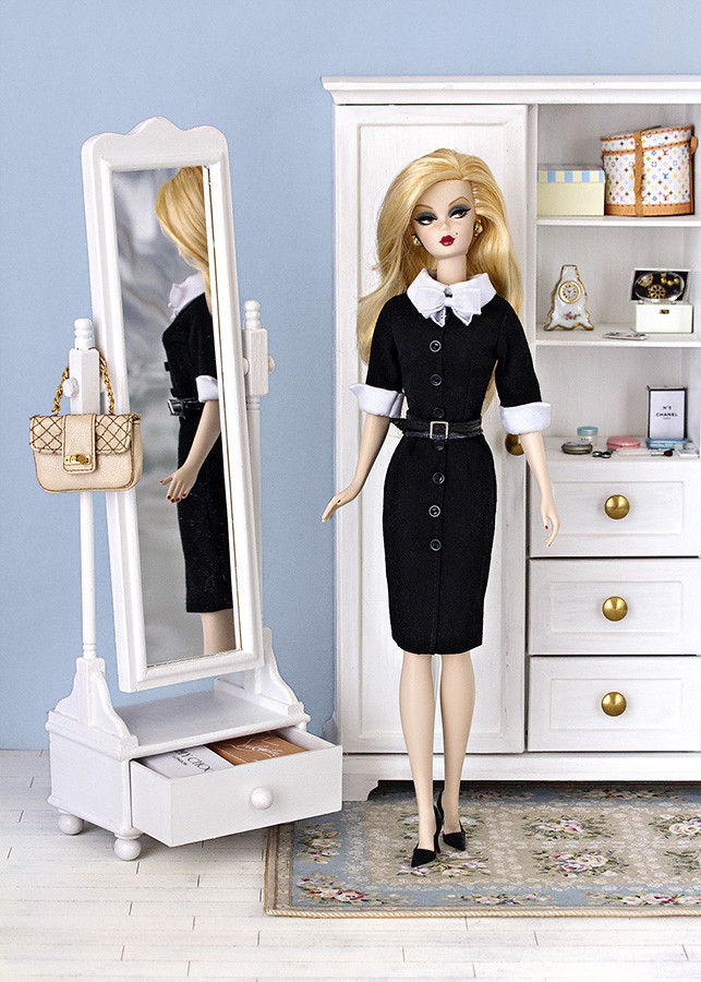 dress shopgirl barbie
