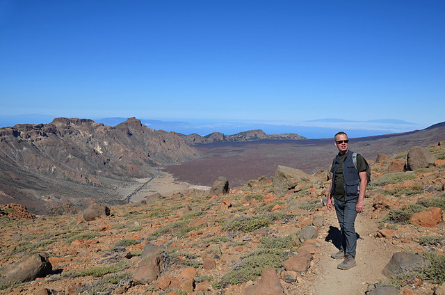 Above Teide National Park, Tenerife