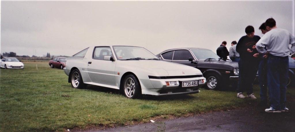 Mitsubishi Starion At Japanese Classic And Sports Car Da Flickr