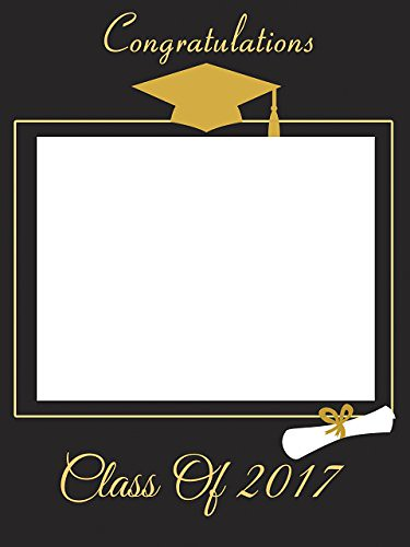 Custom Home Décor Graduation Photo Booth Frame Prop - Size…   Flickr