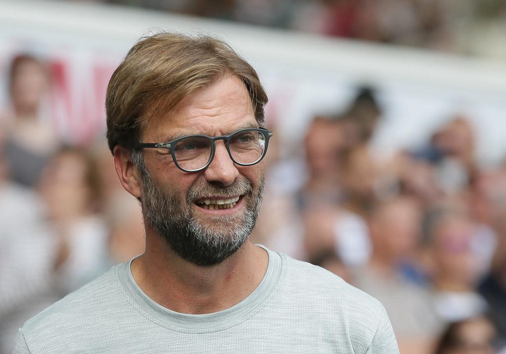 利物浦教頭Jurgen Klopp。(達志影像資料照)