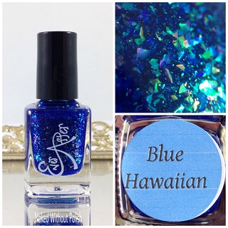 Ever-After-Blue-Hawaiian-1 | by NakedWithoutPolish