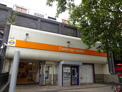 Picture of Cambridge Heath Station