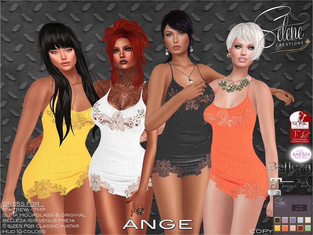 Ange Venus Nude Photos 29