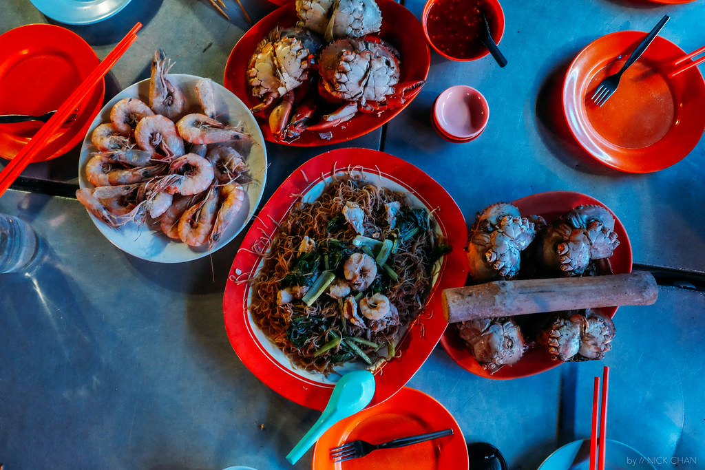 Penang Secret Avatar Garden & Seafood Dinner At Pearl Garden
