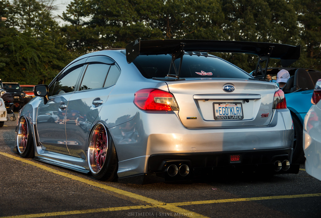 Brandon S Bagged 2015 Sti Steve Melnyk Flickr