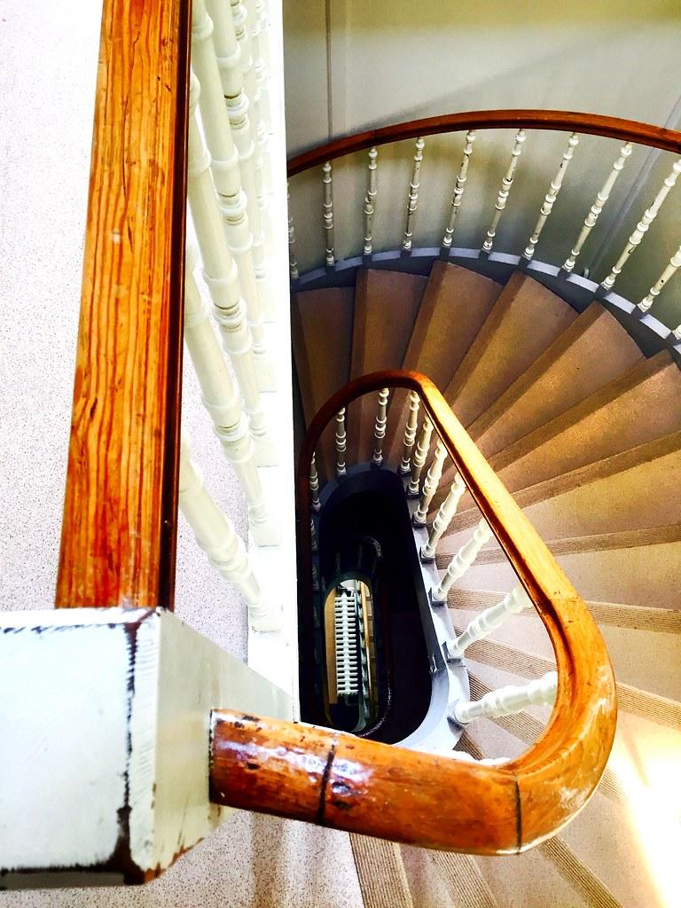 L\'escalier.. | Pensée du jour : Il faut d\'abord savoir ce qu ...