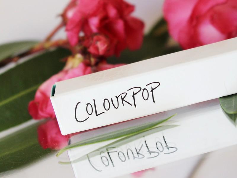 ColourPop Lippie Stix Brink