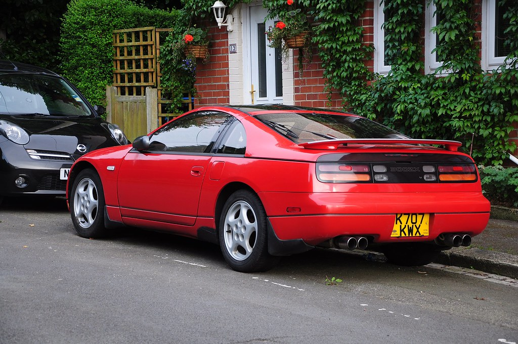 Nissan 300ZX ... Without a doubt one of the best looking c… | Flickr
