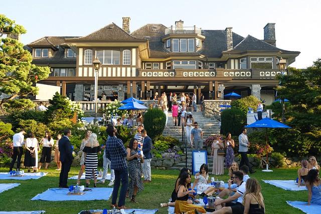 Grey Goose Vodka Sunset Soirée Vancouver | UBC Cecil Green Park House