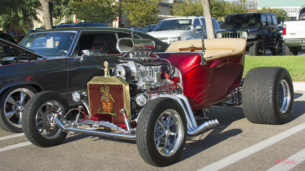1923 Ford Model T, T-Bucket Hot Rod Roadster | Duke\'s - Yorb ...