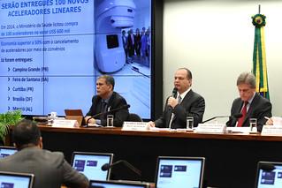 Audiência Pública para apresentação do relatório quadrimestral. Brasília, 17/08/2017. Foto: Erasmo Salomão/MS | por Ministério da Saúde