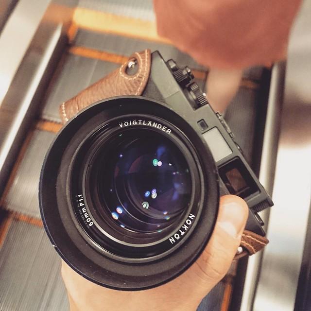 福倫達vm 50mm f1.1 廉價名廠大光圈